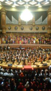 Read more about the article Konser Akbar Lagu Kebangsaan Indonesia Raya 3 Stanza: Rangkum Muatan Filosofis Kebangsaan