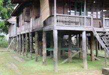 Rumah Panggung Jambi