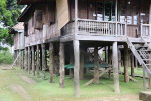 Rumah Panggung Jambi, Hunian Yang Tak Termakan Oleh Waktu
