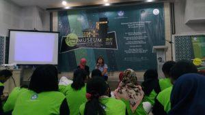Read more about the article Semalam di Museum Basoeki Abdullah Dengan Siswa-Siswi SMP Se-Jabodetabek