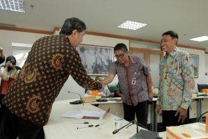 Read more about the article Dirjenbud Hadiri Serah Terima Jabatan Ditjen Kebudayaan