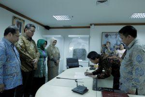 Read more about the article Serah Terima Jabatan 13 Pejabat Ditjen Kebudayaan