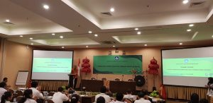 Read more about the article DIREKTORAT SEJARAH BEKALI PENGAYAAN KEPADA 100 PEMANDU WISATA DI BALI
