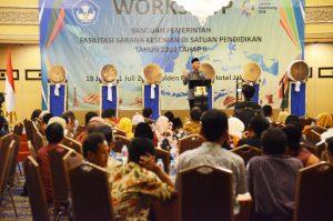 Read more about the article 530 Lebih Sekolah Seluruh Indonesia Menerima Bantuan Alat Kesenian