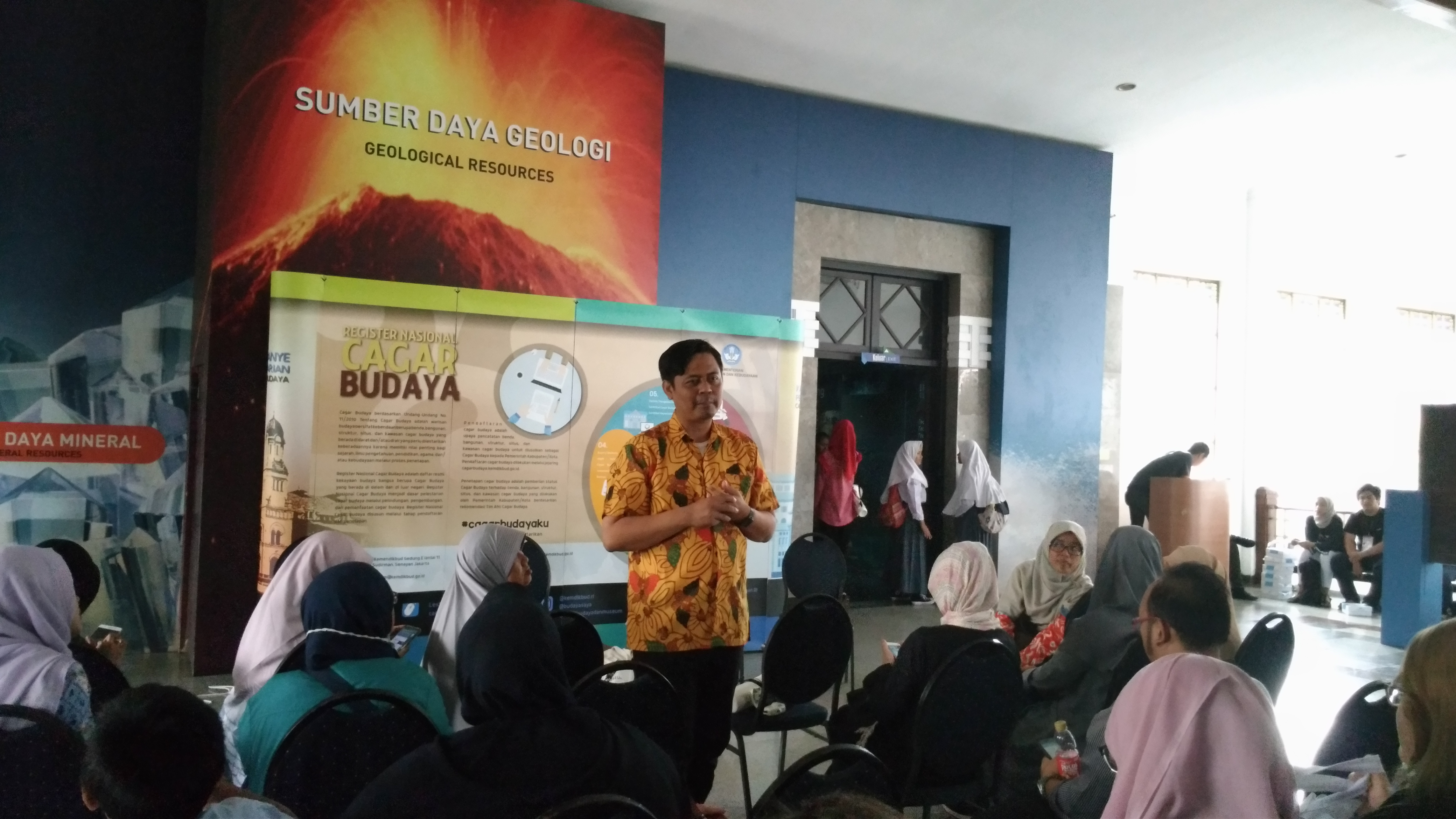You are currently viewing Cagar Budaya Bercerita Pada Kita