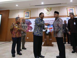 Read more about the article Matangkan Strategi Kebudayaan Nasional, Kemendikbud Terima 18 PPKD Tingkat Provinsi
