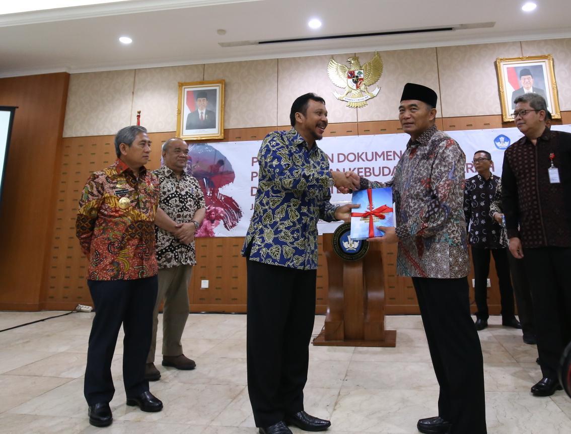 You are currently viewing Matangkan Strategi Kebudayaan Nasional, Kemendikbud Terima 18 PPKD Tingkat Provinsi