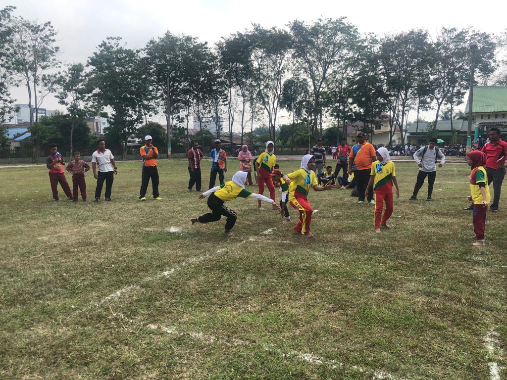 Asahan Gelar Lomba Permainan Tradisional Ditjen Kebudayaan