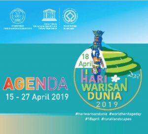 Ditjen Kebudayaan Siapkan Sejumlah Agenda Menyambut Hari Warisan Dunia