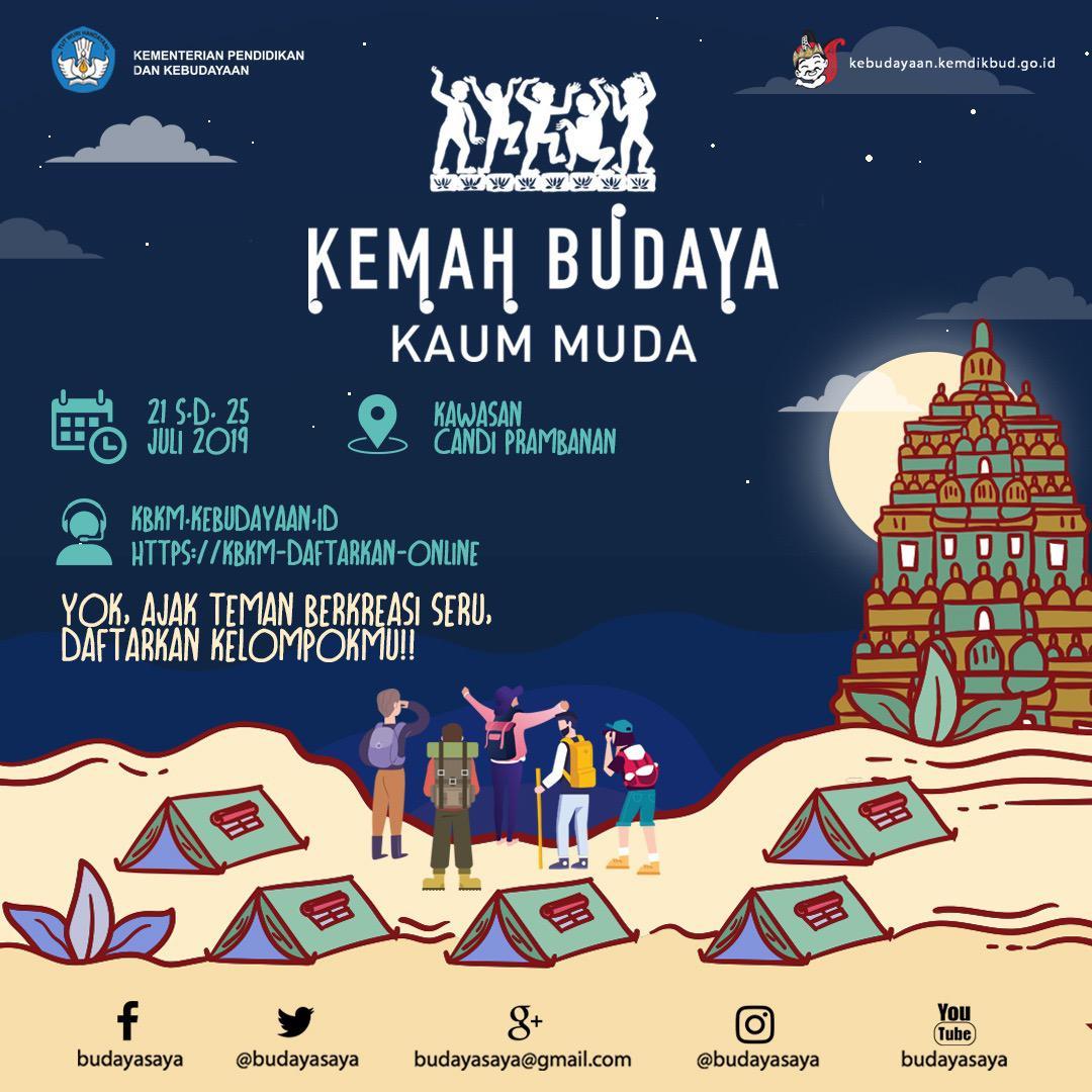 You are currently viewing Siap menjadi Garda Depan Kebudayaan? AYO! Ikuti KBKM 2019!