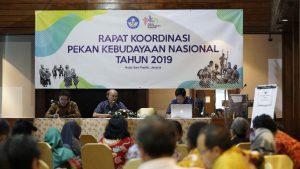 Read more about the article Ditjen Kebudayaan Ajak 34 Provinsi Sinergikan Pekan Kebudayaan Nasional
