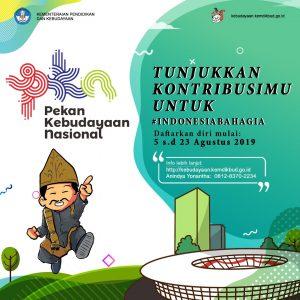 Read more about the article Ayo Jadi Bagian dari #IndonesiaBahagia!