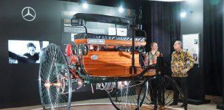 Benz Patent-Motorwagen, Mobil Pertama di Dunia