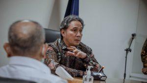 Hilmar Farid menekankan museum sebagai ujung tombak hadirnya kebudayaan di Indonesia