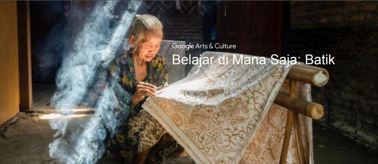 Read more about the article Belajar Batik Kini Bisa Di Mana Saja