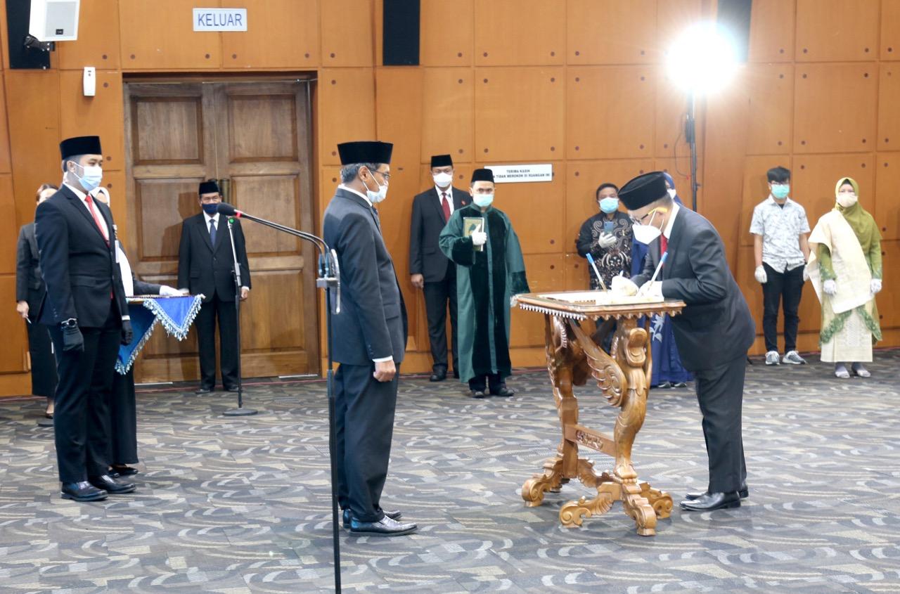 Read more about the article Pelantikan Sekretaris Direktorat Jenderal Kebudayaan