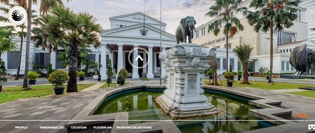 Museum Nasional Virtual Tour (4)