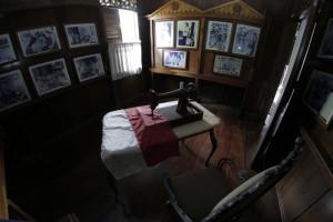 Mesin Jahit Koleksi Rumah Ibu Fatmawati Soekarno